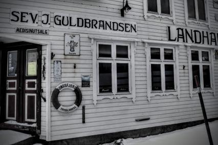 Berlevåg, Northern Norway (Vera Hausner)